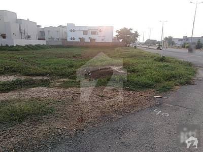 ڈی ایچ اے فیز 8 - بلاک ایکس فیز 8 ڈیفنس (ڈی ایچ اے) لاہور میں 1 کنال رہائشی پلاٹ 4.15 کروڑ میں برائے فروخت۔