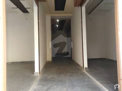 160 Square Feet Shop Up For Sale In Samanabad