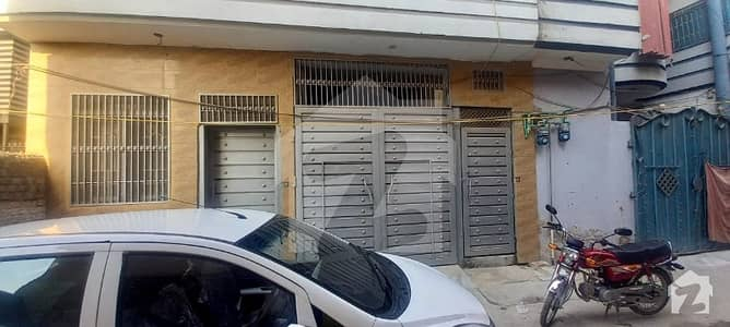 A House Of 900 Square Feet In Arbab Road