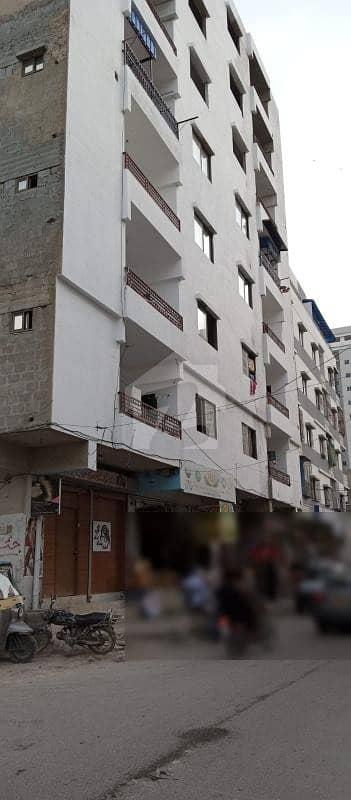 لوئر گزری غِزری کراچی میں 3 کمروں کا 7 مرلہ فلیٹ 85 لاکھ میں برائے فروخت۔