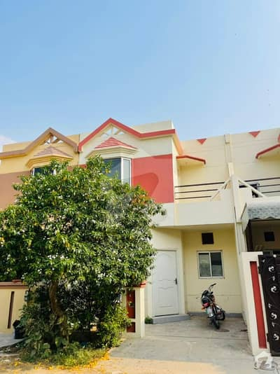 3.5 Marla Double Storey House For Sale In Eden Value Homes Hot Locations