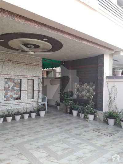 10 Marla House For Sale In Bahria Orchard Lahore ( Phase 1 Gas Water Electricity )