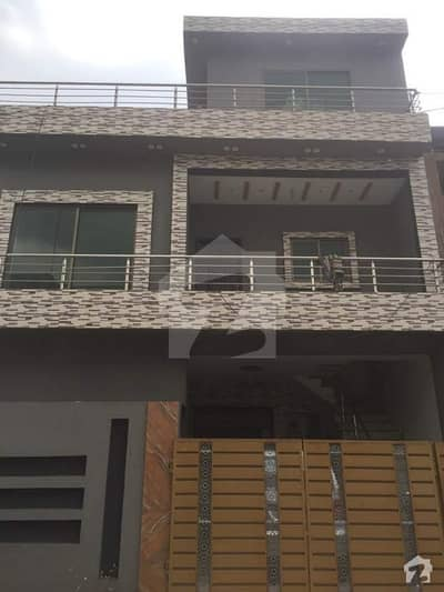 6 Marla House Is Available For Sale In Bismillah Housing Scheme