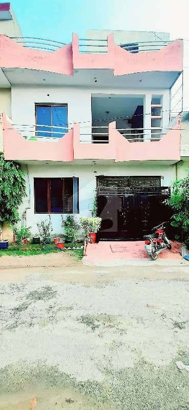 5 Marla Residential Double Storey House For Sale