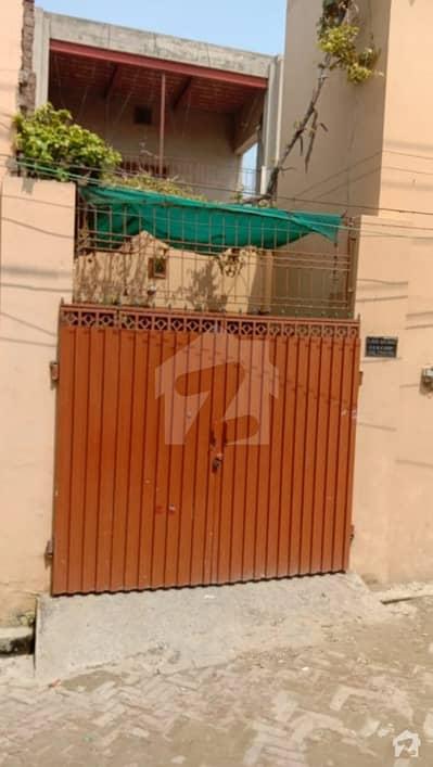 نشاط آباد فیصل آباد میں 5 مرلہ مکان 65 لاکھ میں برائے فروخت۔