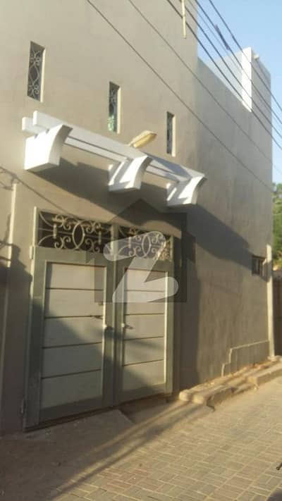 Ideally Located House For Sale In Hussani Chowk Available