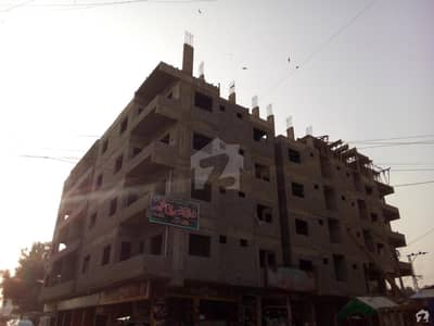 1400 Sq Feet Flat Available For Sale In Latifabad No 5 Main Sapna Plaza Opposite Arif Builders Office Hyderabad