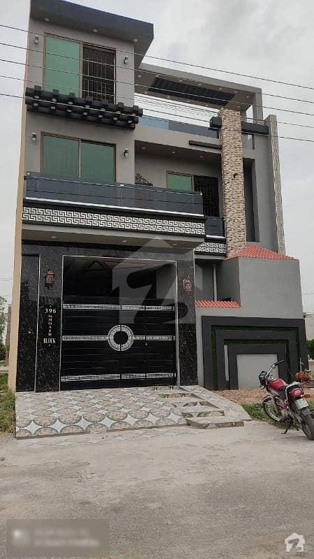 ایس اے گارڈنز فیز 2 ایس اے گارڈنز جی ٹی روڈ لاہور میں 5 کمروں کا 5 مرلہ مکان 1.15 کروڑ میں برائے فروخت۔