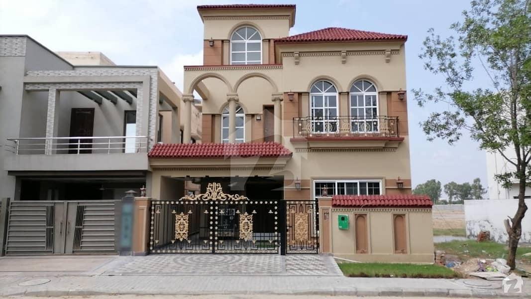 8 Marla House For Sale Bahria Orchard Facing Monument Park 80 feet Main Boulevard
