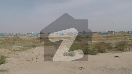 5Marla Plot for Sale in DHA Phase-9 Block J.