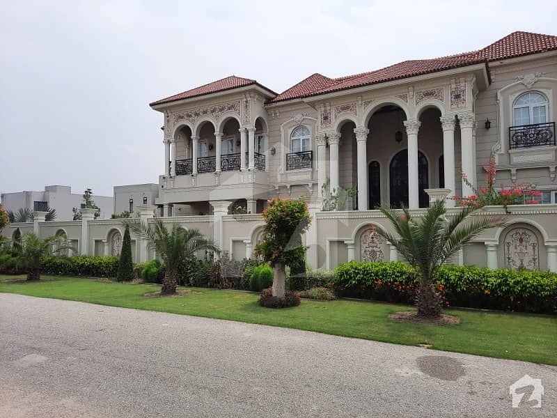 2 Kanal Fully Furnished Faisal Rasool Design Spanish Design Bungalow For Sale In Phase 5