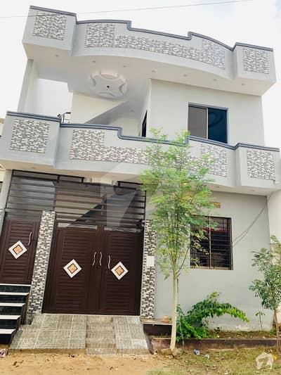 80 Sq Yards House For Sale In Gulshan-e-maymar
