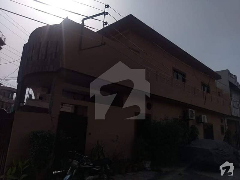 6 Marla Double Storey House For Sale In Punjab Society Lahore Cantt