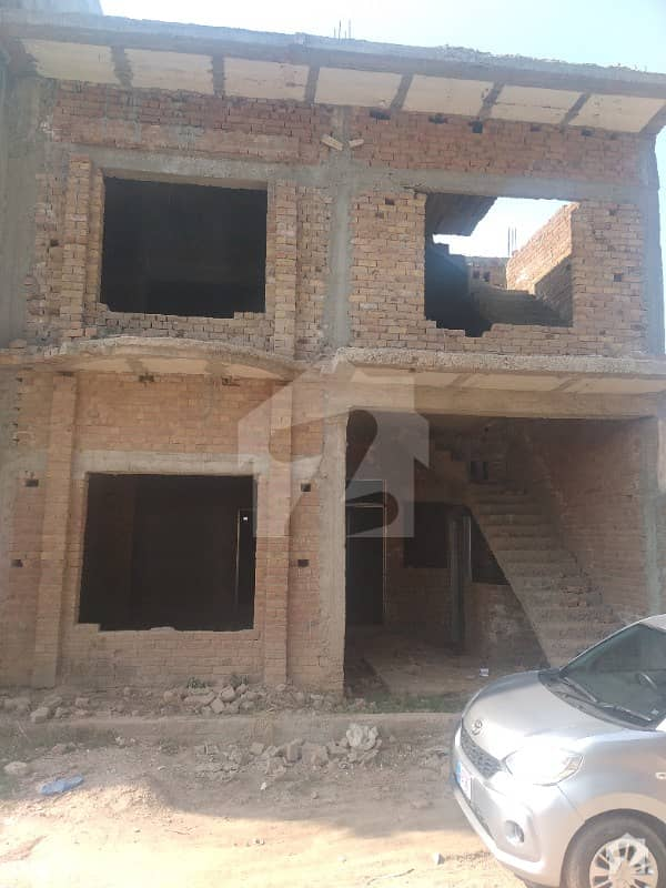 5 Marla Double Storey Structure House