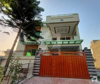 8 Marla Corner House With Basement