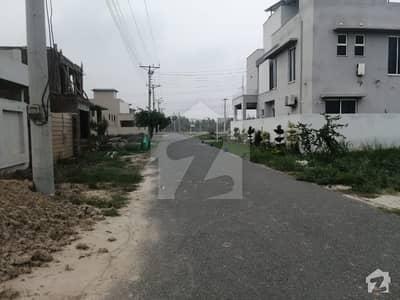 ہلوکی گارڈنز - بلاک اے ڈی ایچ اے فیز 11 ۔ ہلوکی گارڈنز ڈی ایچ اے ڈیفینس لاہور میں 8 مرلہ رہائشی پلاٹ 1.08 کروڑ میں برائے فروخت۔