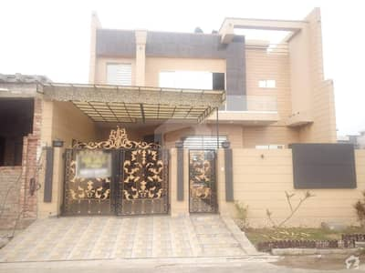 House Of 10 Marla In Palm Villas For Sale