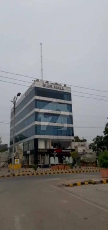 ایم ایم عالم روڈ گلبرگ لاہور میں 1.9 کنال عمارت 75 کروڑ میں برائے فروخت۔