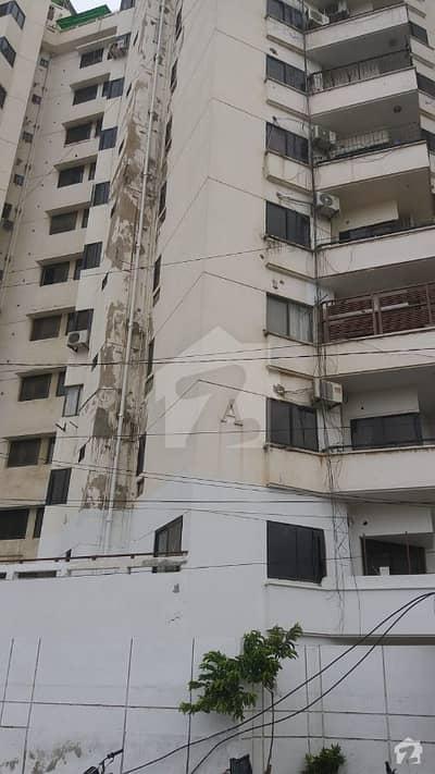 کلفٹن ۔ بلاک 2 کلفٹن کراچی میں 3 کمروں کا 8 مرلہ فلیٹ 3.25 کروڑ میں برائے فروخت۔