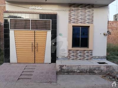 چک 85/6-R ساہیوال میں 3 مرلہ مکان 35 لاکھ میں برائے فروخت۔