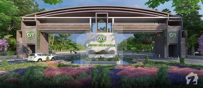 ایئرپورٹ گرین گارڈن کشمیر ہائی وے اسلام آباد میں 5 مرلہ رہائشی پلاٹ 41.5 لاکھ میں برائے فروخت۔