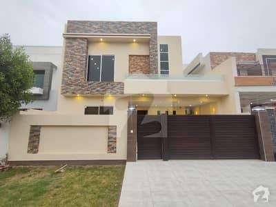 10 Marla Brand New Beautiful Solid House Near Park near Main Boulevard