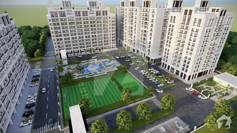 Union Luxury Apartments 1-bed In Etihad Town Phase 2 On Easy Installment
