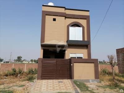 الحرم گارڈن لاہور میں 2 کمروں کا 3 مرلہ مکان 40 لاکھ میں برائے فروخت۔