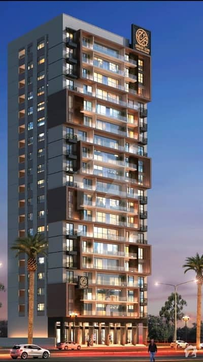 2  Bedroom Ultra Luxury Apartments On 4 Years Easy Installments In Bahria Town Karachi