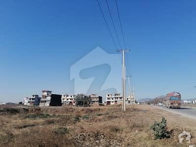 آئی 11/2 آئی ۔ 11 اسلام آباد میں 7 مرلہ رہائشی پلاٹ 1.6 کروڑ میں برائے فروخت۔