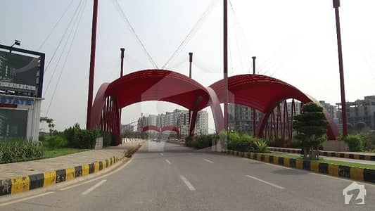 Commercial Plot Is Available For Sale In  Civic Centre Gulberg Greens Islamabad