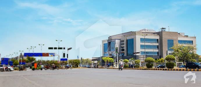 8 Marla Commercial Good Location Plot For Sale Phase 7 Dha Lahore Block Cca4
