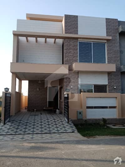 5 Marla Brand New House Available For Sale in DHA Phase 9 Town.                                 title=