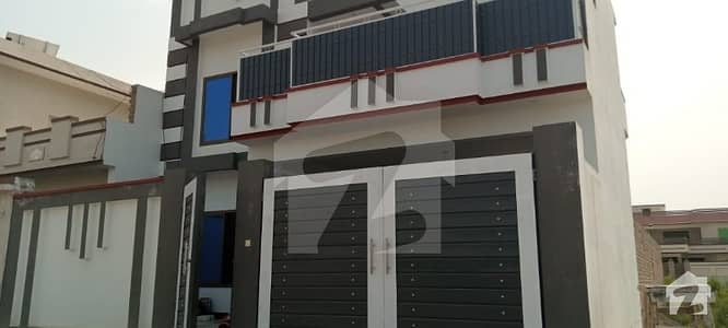 10 Marla House At Almasa Model Town Warsak Road Peshawar