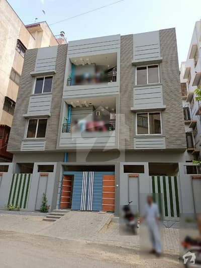 Buy A Centrally Located 240 Square Yards Flat In Al-Hilal Society