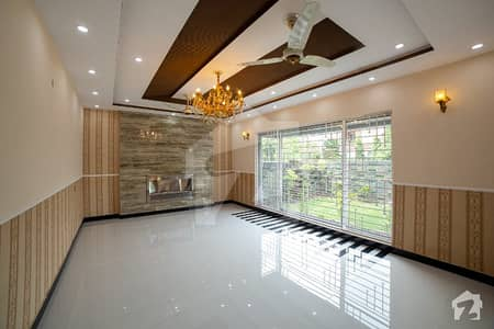 1 Kanal Ultra Modern House Super Hot Location Solid Construction 5 Master Bed Double Kitchen