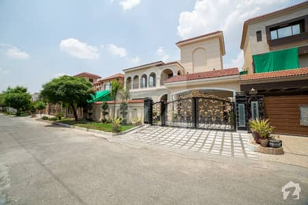 1 Kanal Owner Build Brand New 6 Bed House Solid Construction Super Hot Location
