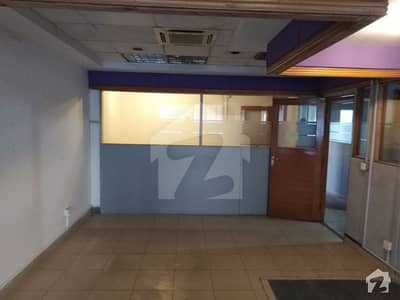 Property Connect Offers Blue Area Office 3300 Square Feet 3rd Floor With Roof Rights Cda Transfer With Possession For Sale Good For Investors