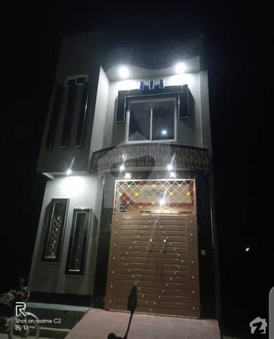 خیابان کالونی 3 فیصل آباد میں 3 کمروں کا 5 مرلہ مکان 46 لاکھ میں برائے فروخت۔