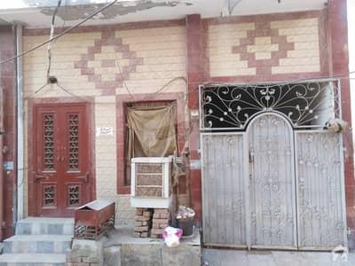 مسعود پارک فیصل آباد میں 3 مرلہ مکان 55 لاکھ میں برائے فروخت۔
