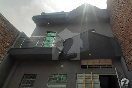 5 Marla 4 Bedrooms Fresh House For Sale In Shinwari Town Ring Road