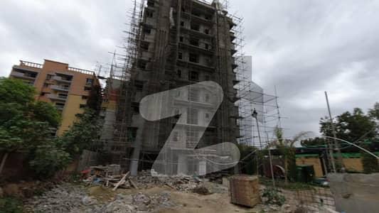 ڈیفنس ویو اپارٹمنٹس شنگھائی روڈ لاہور میں 3 کمروں کا 8 مرلہ فلیٹ 1.95 کروڑ میں برائے فروخت۔