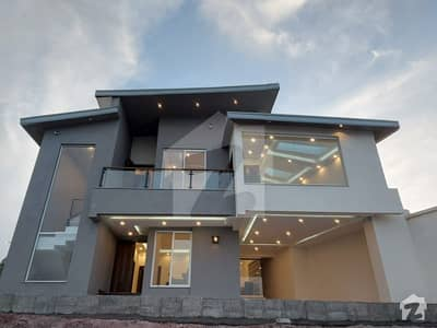 Clifton Villas Bhurban Double Storey House Golden Opportunity For Investment