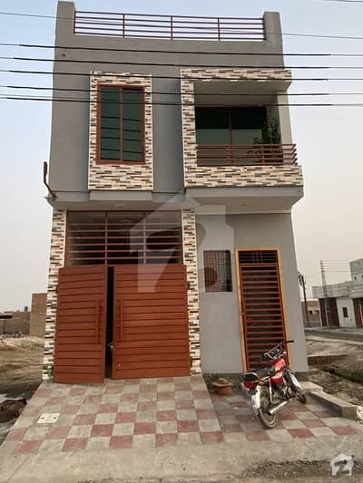 House In Bahawalpur Bypass Sized 675 Square Feet Is Available