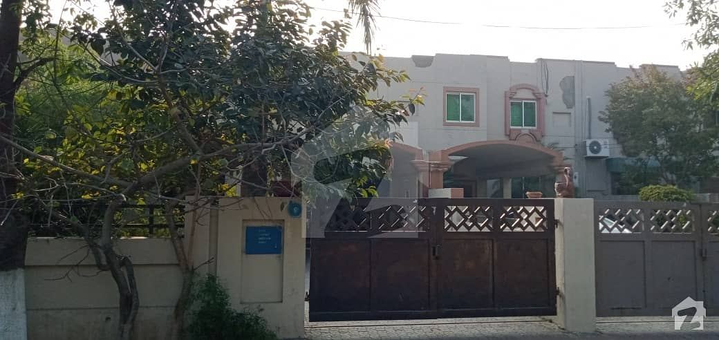 8 Marla House Is Available In Eden
