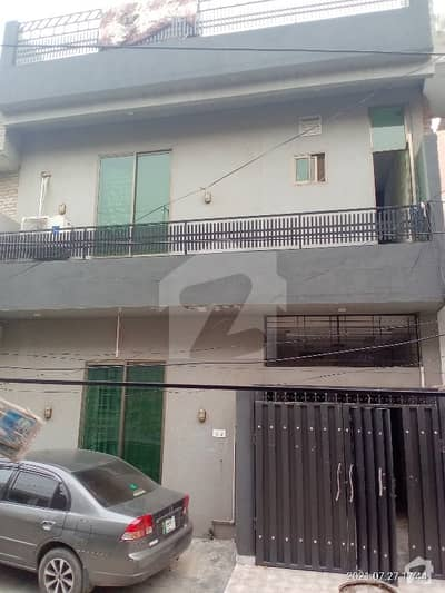 A Good Option For Sale Is The House Available In Model Town - Block R In Lahore