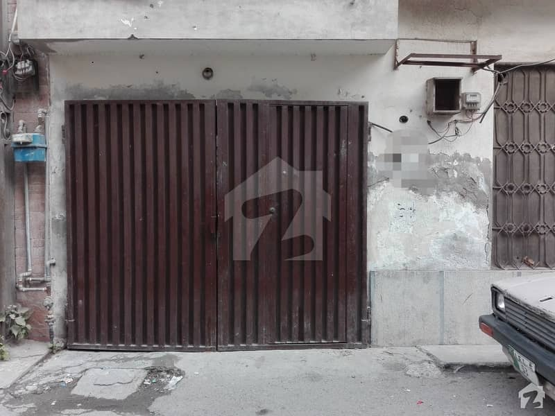 Centrally Located House In Allama Iqbal Town Is Available For Sale