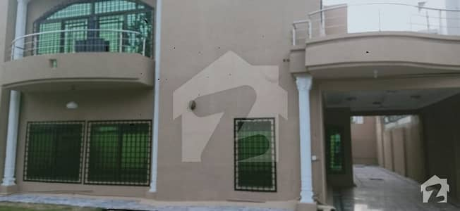 A House Available For Rent In F-7
