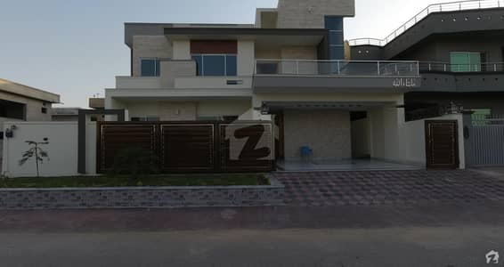 1 Kanal Brand New House Is Available For Sale In Soan Garden Block E Islamabad