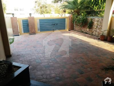 1 Kanal Top Location Modern Design House For Rent State Life Near DHA Phase 5